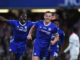 Chelsea bon élève jusqu'au bout. Goal