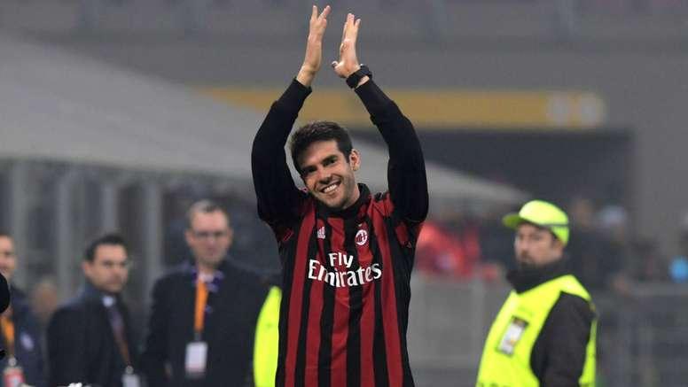Kaka de retour à Milan. Goal