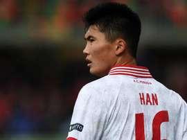 Han Kwang-Song serait dans le viseur de la 'Vielle Dame'. Goal