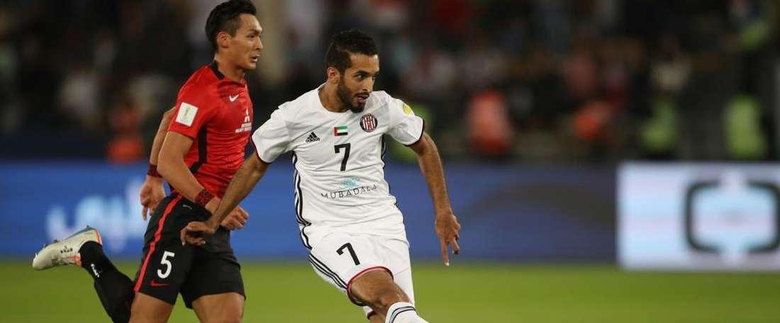 Al Jazira vence e irá enfrentar o Real Madrid na semifinal. Goal