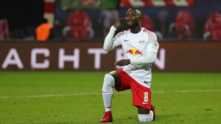 Les 'Reds' veulent intégrer l'international guinéen plus tôt que prévu. Goal