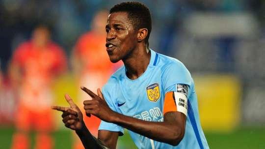 Ramires jogará pelo time b do Jiangsu Suning. Goal