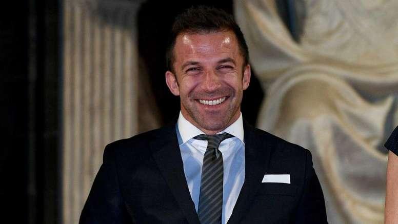 Del Piero elogia Allegri. Goal