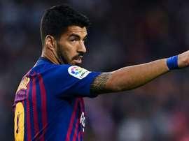 Suárez está satisfeito com o elenco do Barça. Goal