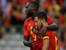 Hazard retira crítica a Lukaku. Goal