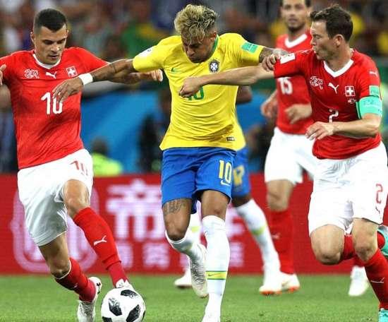 CBGT: as 5 lições de Brasil x Suíça.Goal