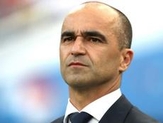 Martínez ficou satisfeito. Goal