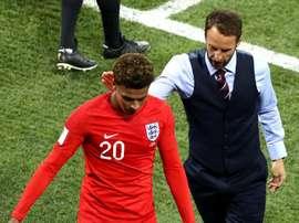 Inglaterra: Dele Alli ainda é dúvida. Goal