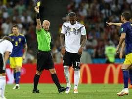 Boateng é um dos jogadores da Alemanha que sofrem com as críticas. Goal