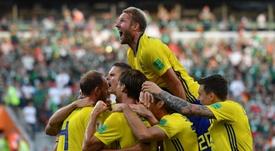 Suécia prova força sem Ibra. Goal