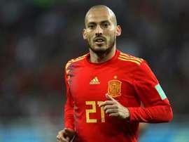 Silva pode deixar a seleção espanhola. Goal