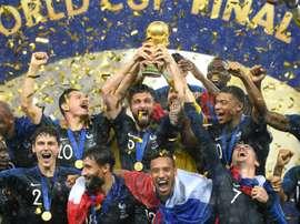 Var, Alemanha fora na fase de grupos, Croácia vice, França campeã e muito mais. Goal