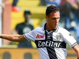 Le formazioni ufficiali di Parma-Genoa. Goal