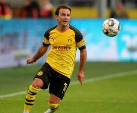 Götze s'est confié. Goal