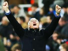 Inizio da sogno per Ranieri. Goal