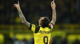 Le FC Barcelone a confirmé que le Borussia avait levé l'option d'achat. Goal