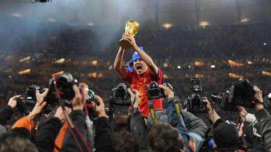 Villa é o 9º da geração de 2010 a parar de jogar. Goal