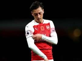 Ozil en partance d'Arsenal ? Goal