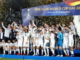 Museu do Real já exibe troféu do Mundial de 2018. GOAL