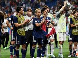 O Japão deixou a classificação escapar nos minutos finais da partida. Goal