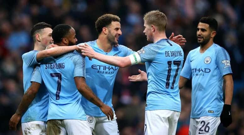 City s'amuse en Coupe. Goal