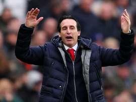 Emery ne veut pas d'erreur. Goal