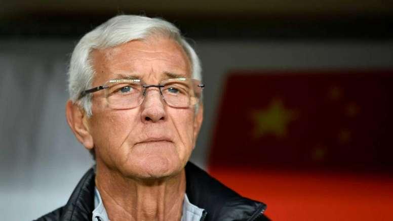 China perde com Elkeson e técnico campeão do mundo se demite. GOAL