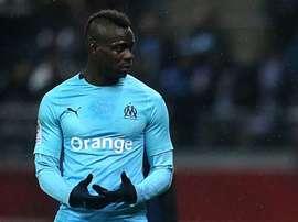Balotelli se sent bien à Marseille. Goal