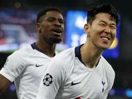 Son: Tottenham provou que não depende de Kane e Dele Alli