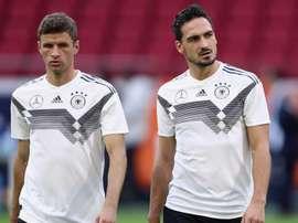 Muller et Hummels de retour en sélection allemande ? GOAL