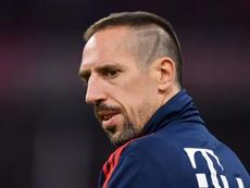 Ribery dopo l'addio al Bayern. Goal