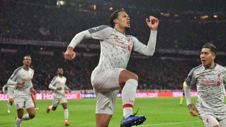 Defesa do Liverpool se garante em grandes palcos. Goal