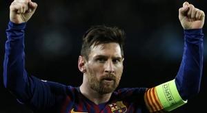Messi exalta feito da Juventus após vitória. Goal