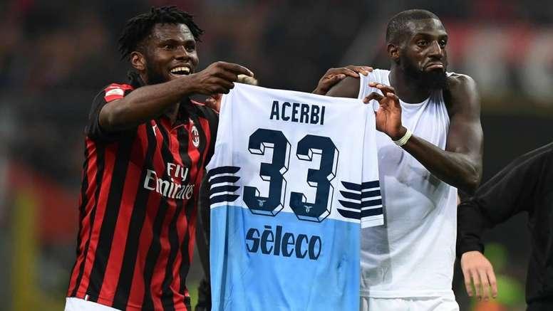 Milan-Lazio alla Procura Federale: sei giocatori multati e Tare squalificato. Goal