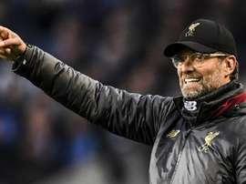 Klopp valoriza experiência do Liverpool. Goal