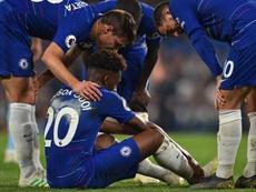 Chelsea, stagione finita per Hudson-Odoi: rottura del tendine d'Achille. Goal