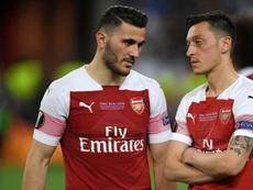 Ozil e Kolasinac, arriva l'annuncio di Emery