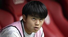 Kubo Takefusa Real Madrid