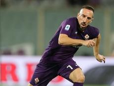 Fiorentina, che tegola: Ribery tornerà in campo solo a febbraio