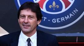 Mercato - Cet attaquant qui a falli rejoindre le PSG à l'arrivée de Leonardo en 2011. AFP