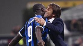 Après le succès de l'Inter face à l'AC Milan, Lukaku fait l'éloge de Conte. Goal