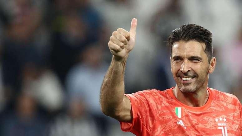 Buffon revela sonho de ganhar a Champions League pela Juve. GOAL