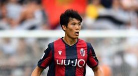 Il centrale nipponico e' a rischio per la sfida contro la Juventus. Goal