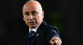 Eugenio Corini torna al Brescia. AFP