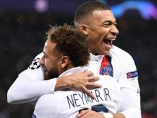 Neymar-Mbappé, un duo en nette progression. Goal