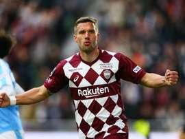 Podolski de retour en Turquie ? GOAL
