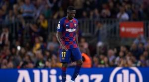 Vidal dà un consiglio a Dembélé. Goal