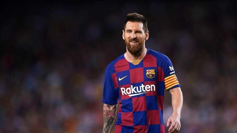 Messi parle de Griezmann. Goal