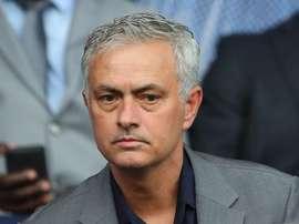 Un italiano con Mourinho. Goal