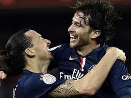 Maxwell aimerait revenir au PSG. goal